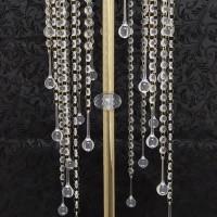 Кашпо/подставка декорат металл 95см(9)HX63009