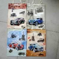 Пакет подар с апликацией 30*42*12см МАШИНКИ(1/12/240)4диз