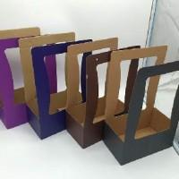 Коробка для цветов микс 0515-2(240)