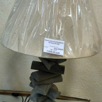 Лампа настольная дерево 45*34смYS-3(8)