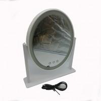 Зеркало пластик с подсветкой JX524(12)