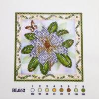 Вышивка бисером 7514-7-18  ( набор  канва с рисунком, бисер, иглы, инструкция)