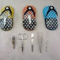 Набор маникюрный Shoes-5 5предметов (1/240)MHT-1
