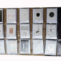 Набор открыток+конверт120шт ЕВРОПА TYZP-3(60)