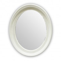 Зеркало подвесное пластик  312  d50*42 cm(1/12)