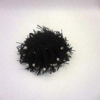Набор резинок из 2-х шт  д/волос Паутинка К-35