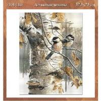 Алмазная мозаика  Птицы 71014,1   57*75  см ПВ