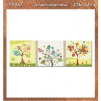Алмазная мозаика  Деревья   71034,52   100*31,5 см ПВ